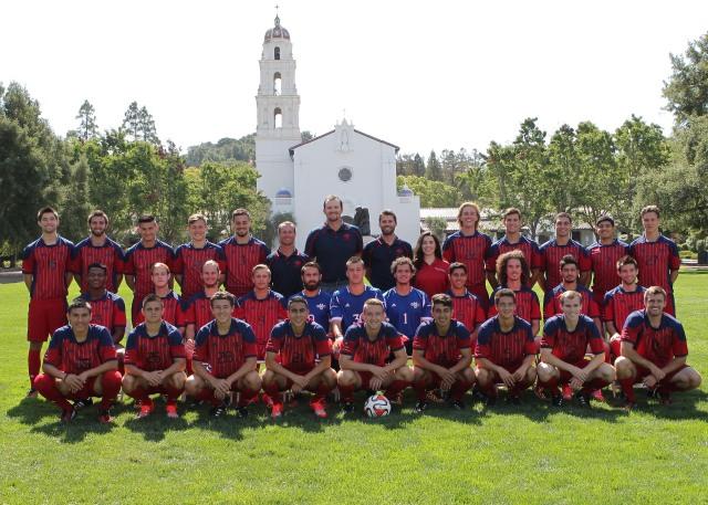 2014 SMC Men's Soccer Team