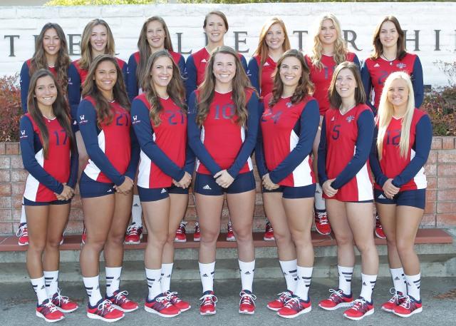 2014 SMC Volleyball Team